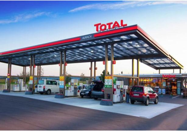 Total IM Filling Station
