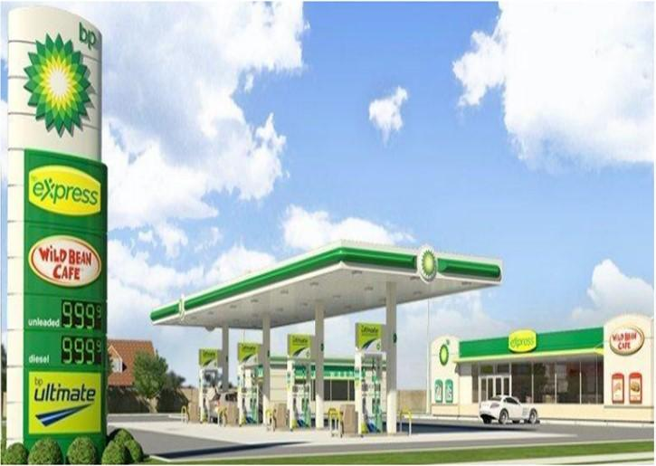 BP Disa Service Station