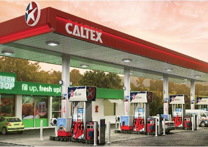 Caltex Wonder Park Mall