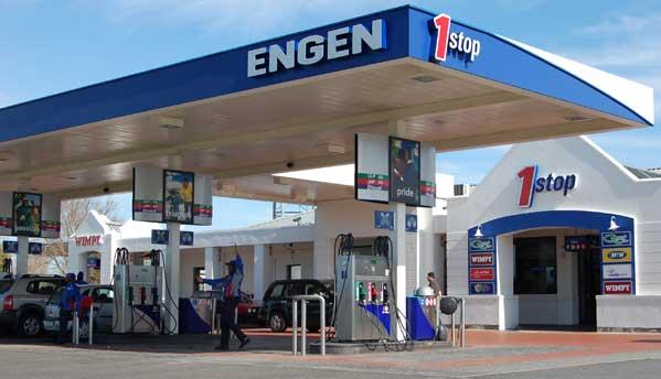 Engen Queenswood Service Station