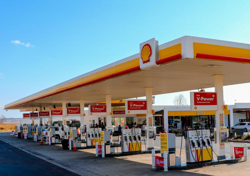 Shell Action Service Station