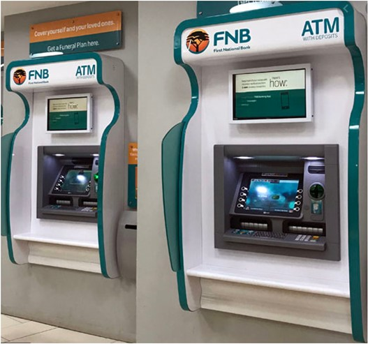FNB ATM network in Fuel Directory